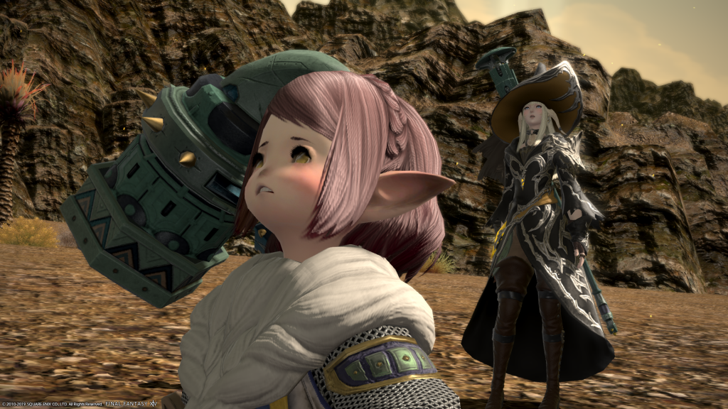 You Should Be Playing 'Final Fantasy XIV' And Here's Why 14