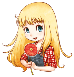 story of seasons friends of mineral town sunsweet flower