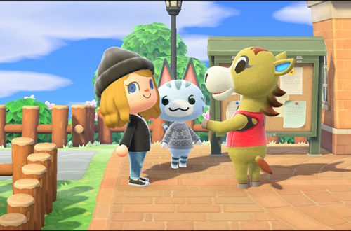 Friends Animal Crossing