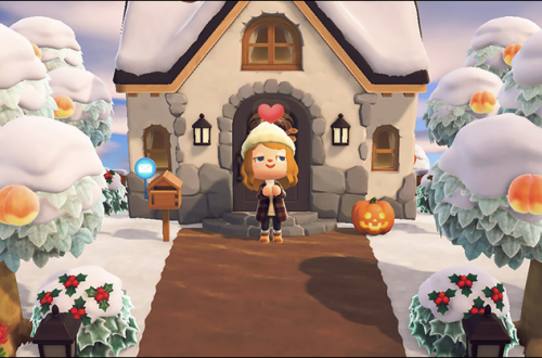 'Animal Crossing: New Horizons' For The Holidays 6