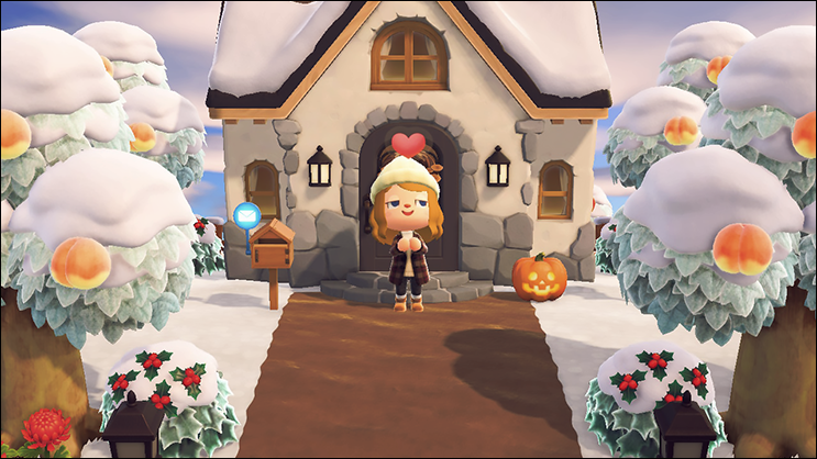 'Animal Crossing: New Horizons' For The Holidays 8