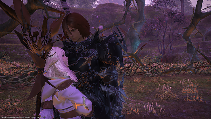 final fantasy xiv couple