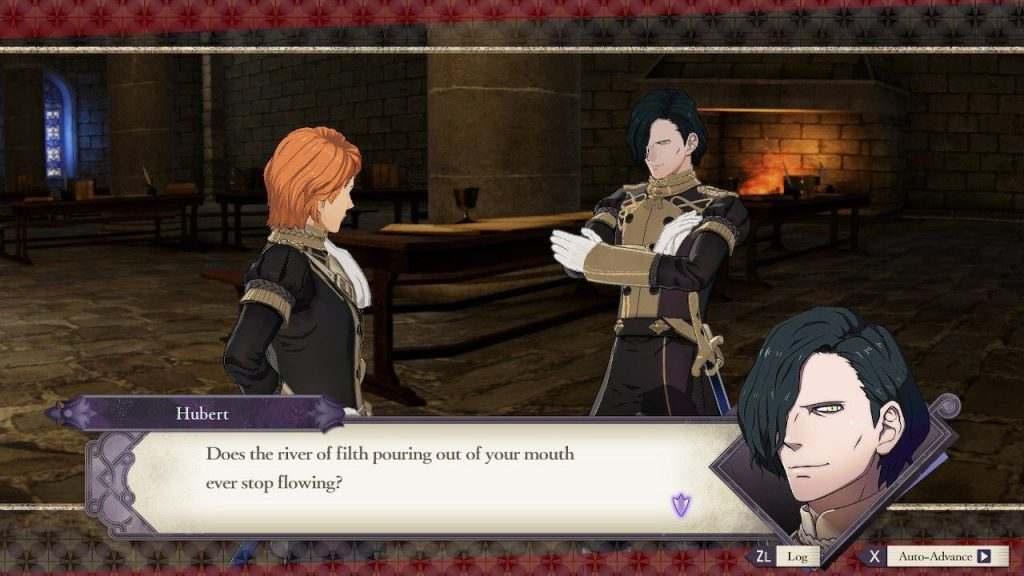 'Fire Emblem: Three Houses' Hard Mode Clear 4