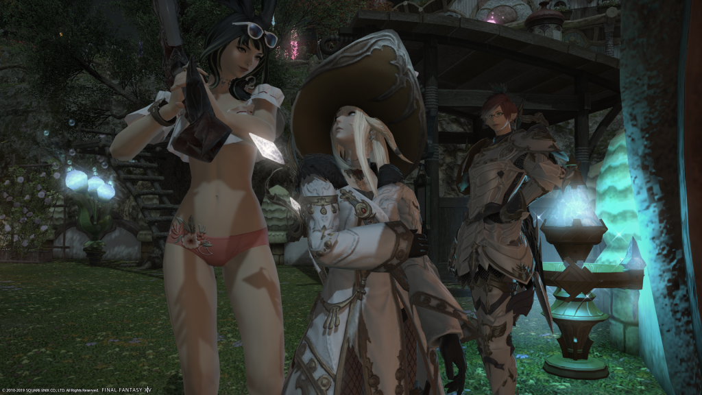 You Should Be Playing 'Final Fantasy XIV' And Here's Why 11