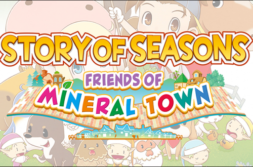 Story of Seasons Friends of Mineral Town Hero