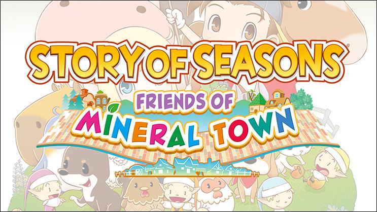 Story of Seasons Friends of Mineral Town Hero