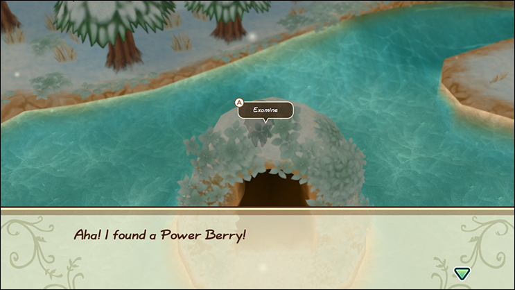 power berry winter mine