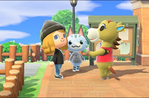 Friends Animal Crossing