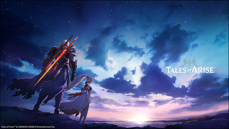 Tales of Arise 2021 video games