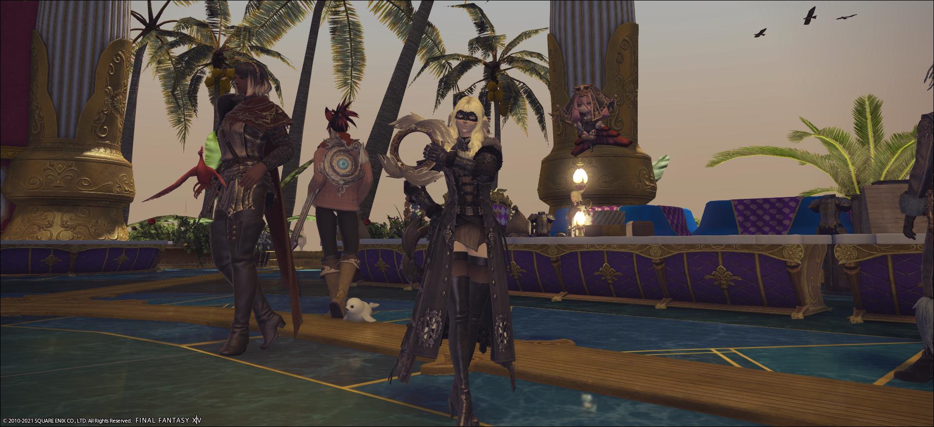 final fantasy xiv dancer