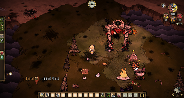 klei_don't starve together